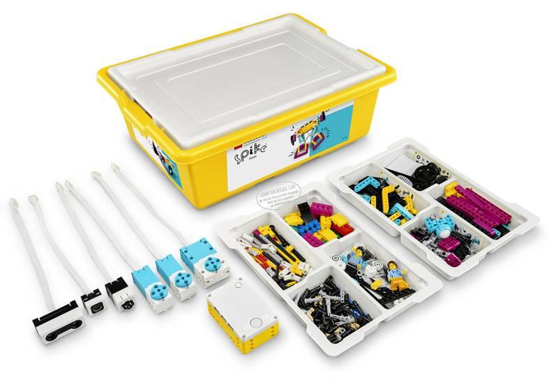 LEGO® Education SPIKE™ Prime (10 elever)