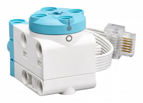 Bilde av LEGO® Technic liten vinklet motor